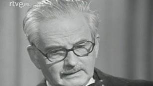 Julio Caro Baroja en 'A fondo' (1976)