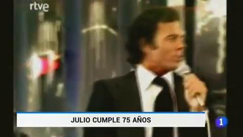 Julio Iglesias: Él ama una vida que hoy llega a los 75 años