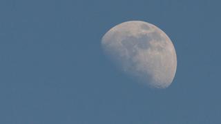Julio se despide con una 'luna azul'