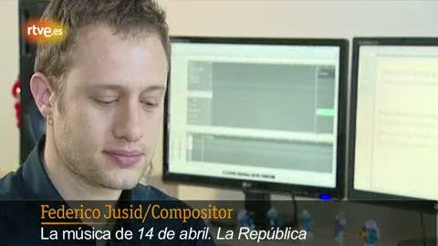 14 de abril. La República - Federico Jusid nos explica cómo es la música de la serie