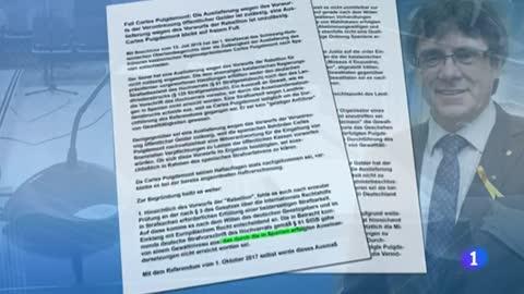 La Justicia alemana decide extraditar a Puigdemont por malversación y descarta la rebelión