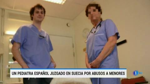 Juzgan a un pediatra español acusado de abuso sexual de menores en Suecia