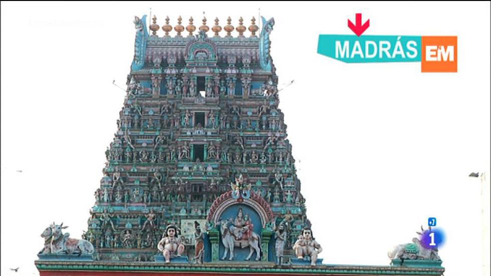 Españoles en el mundo - Madras - Kapaleeshwarar Temple