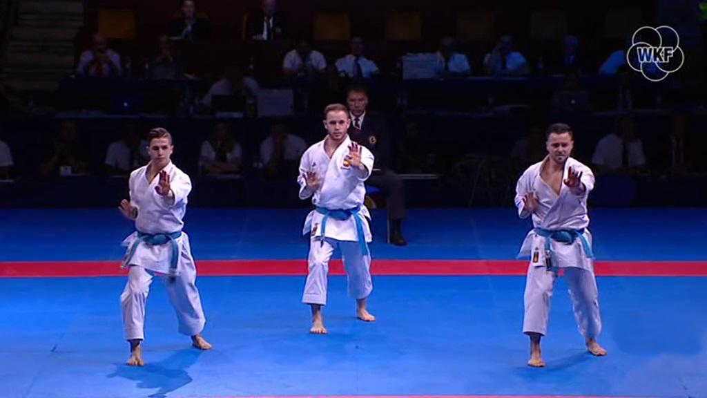 Kárate - Campeonato de Europa. Finales desde Novi Sad (Serbia) (3)