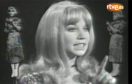 Karina en Eurovisión 1971