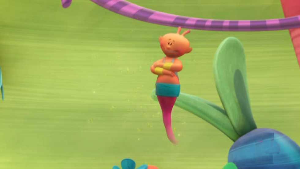 Mim-Mim's Teeny Genie