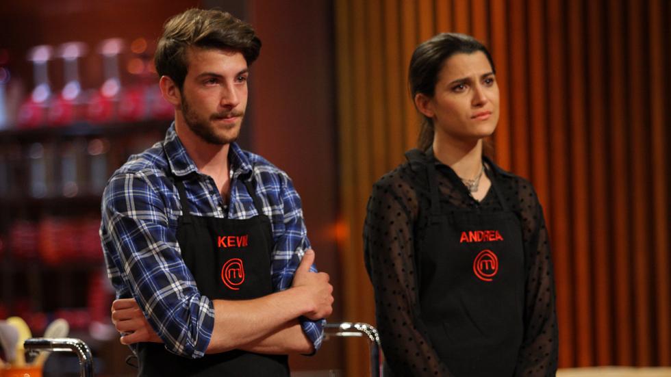 MasterChef 3 - Kevin pierde su sueño de ser cocinero