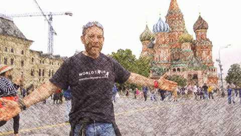 Diario de un nómada. Operación Plaza Roja - Kiev, la ciudad fundada por vikingos