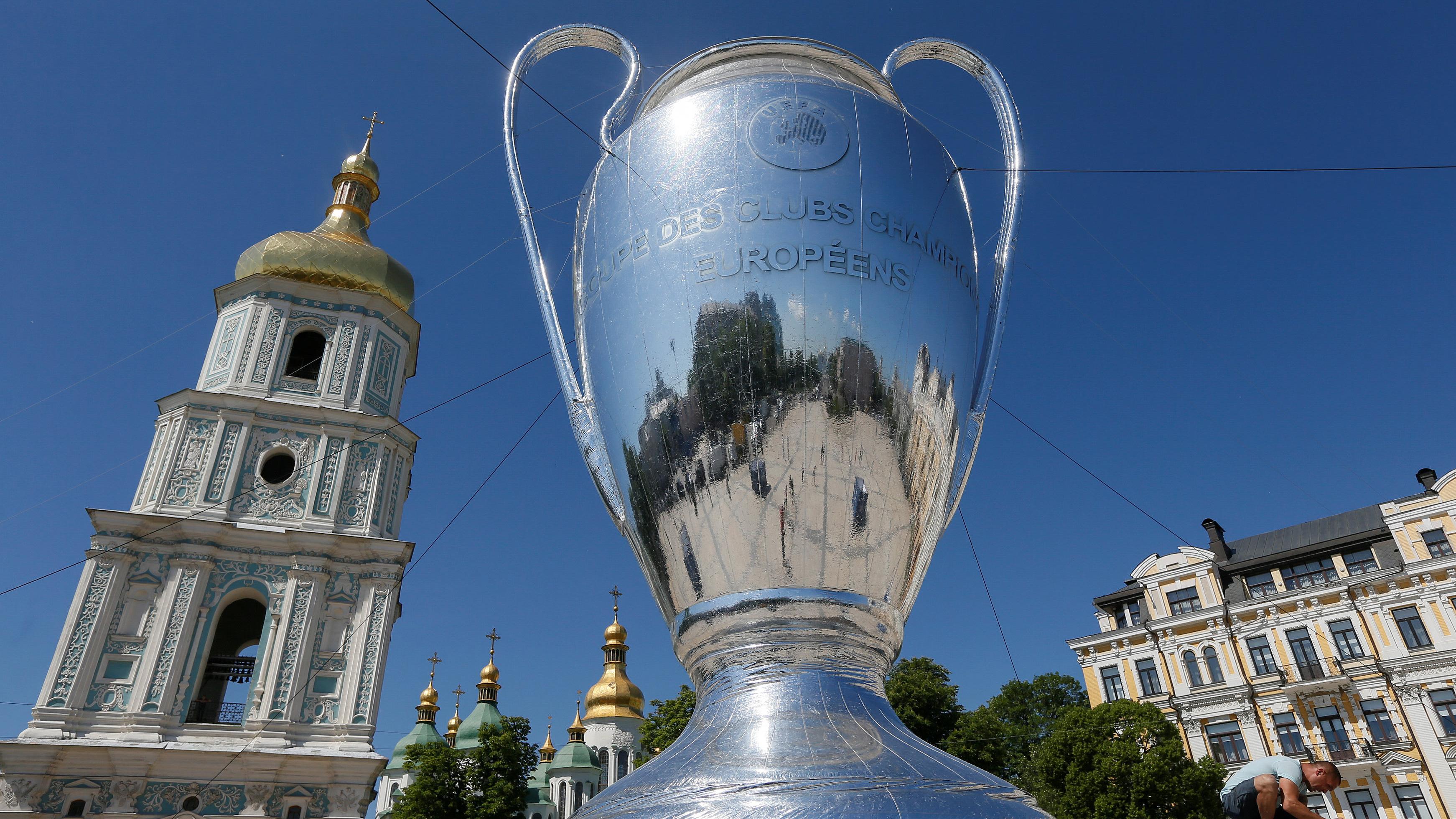Kiev ya respira Champions