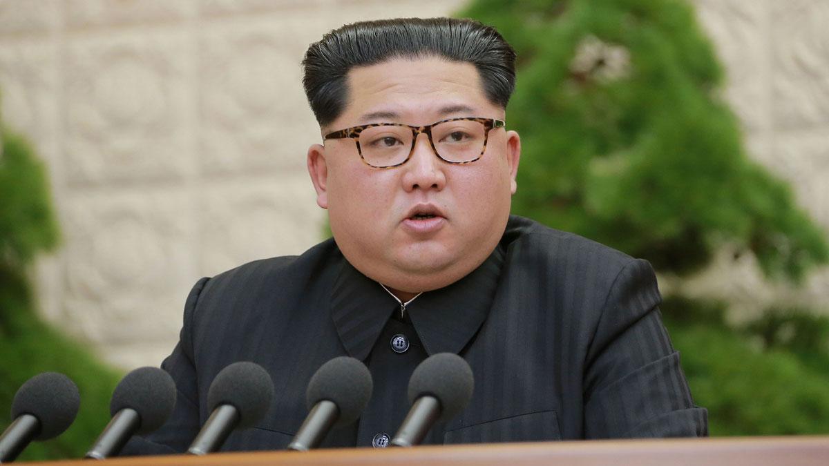 Kim Jong-un suspende de los ensayos nucleares y de misiles de Corea del Norte