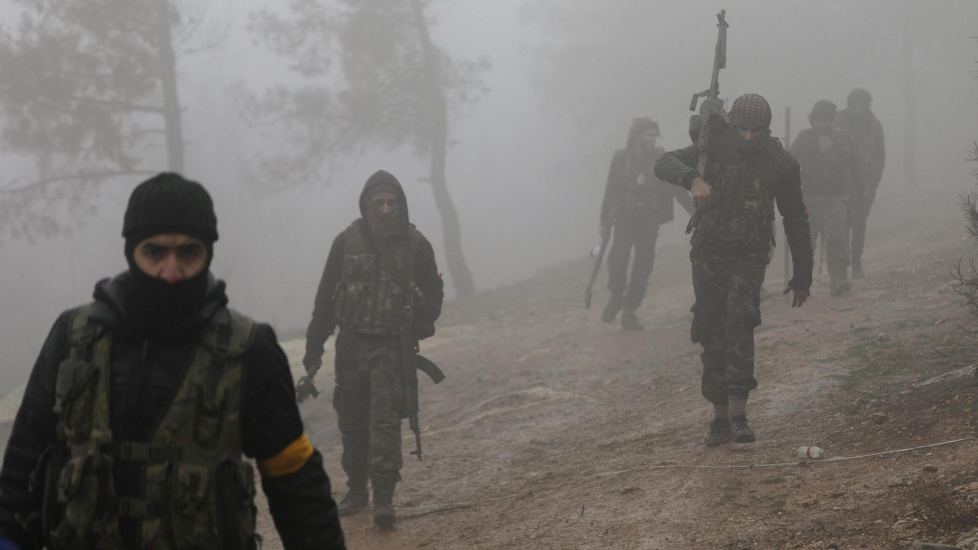 Kurdos en Siria: aliados, enemigos y moneda de cambio en una guerra ingobernable