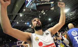 Laboral Kutxa 80-86 Real Madrid