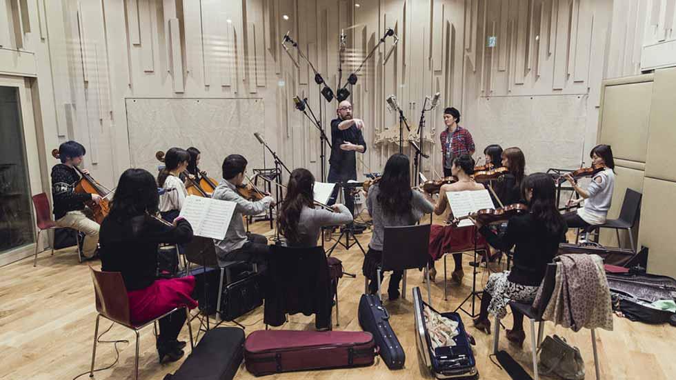 El laboratorio del sonido se instala en Tokio