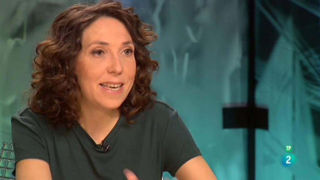 Noms Propis -  L'actriu Judit Martín