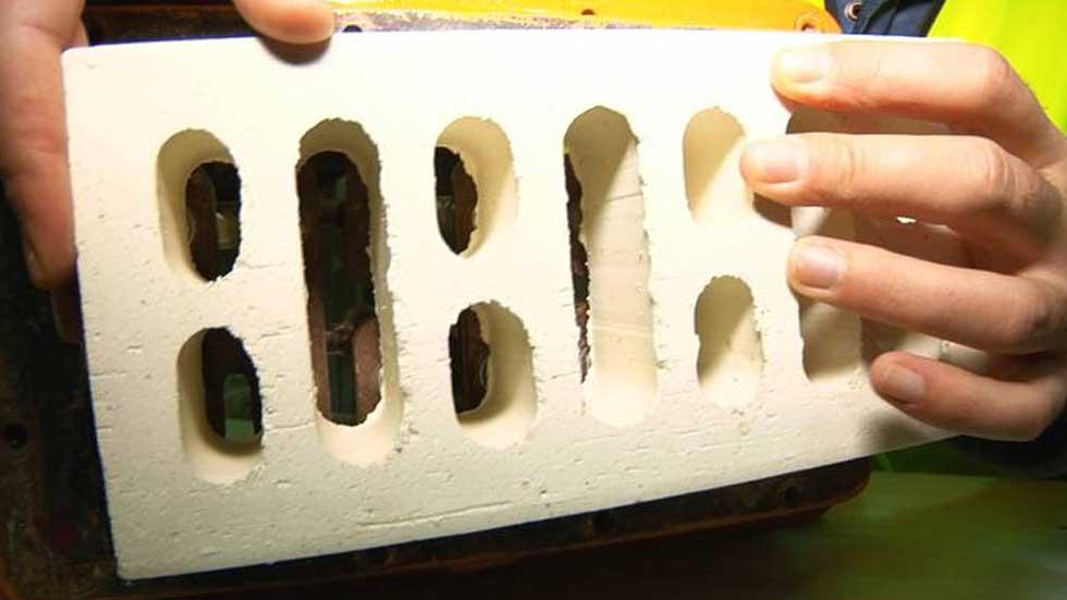 Fabricando Made in Spain - Ladrillos blancos