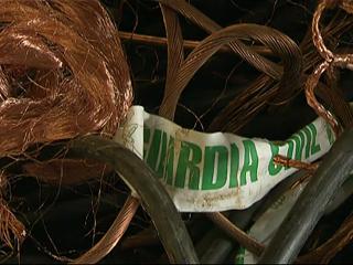 Informe Semanal: Ladrones de cobre