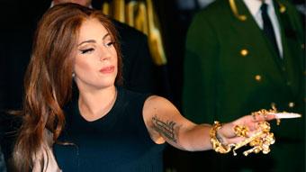 Solo Moda - Lady Gaga y su primer perfume, Fame