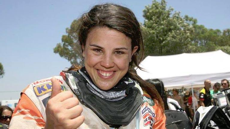 Laia Sanz y sus doce títulos mundiales de trial consecutivos