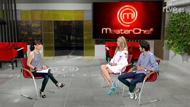 MasterChef 5 - Laila explica su fallo con la calabaza