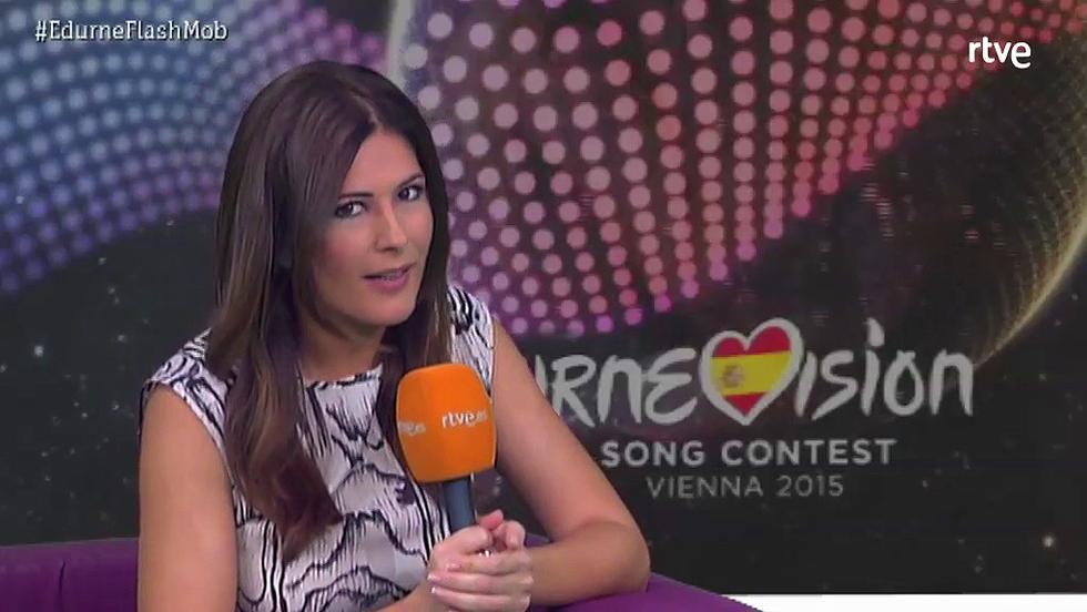 """Edurnevisión 2015 - Programa 5 - Lara Siscar y sus """"8 points"""""""