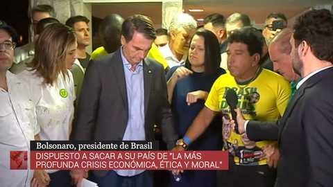 Latinoamérica en 24 horas - 01/11/18