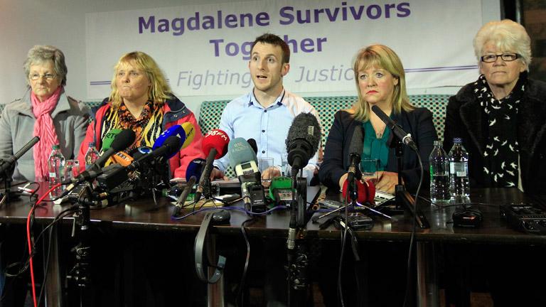 El primer ministro irlandés pide perdón por las condiciones de las mujeres en las lavanderías de la Magdalena