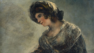 Mirar un cuadro - La lechera de Burdeos (Goya)