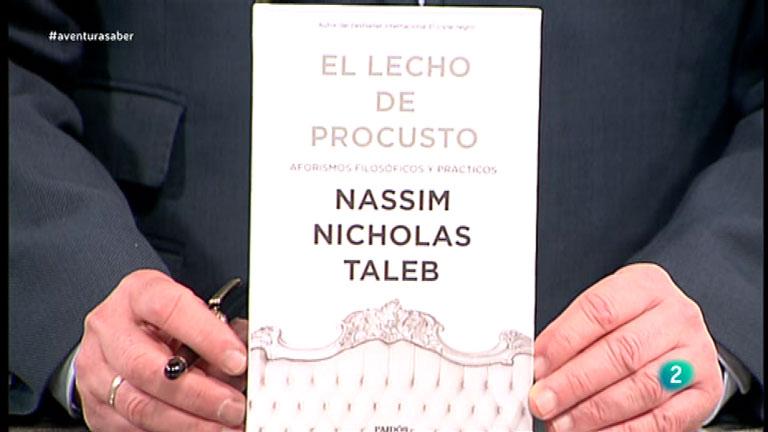 La Aventura del Saber. TVE. Sección: Libros recomendados: 'El lecho de Procusto, aforismos filosóficos y prácticos',