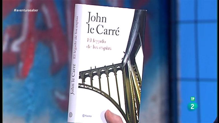 La Aventura del Saber. TVE. Libros recomendados: 'El legado de los espías'