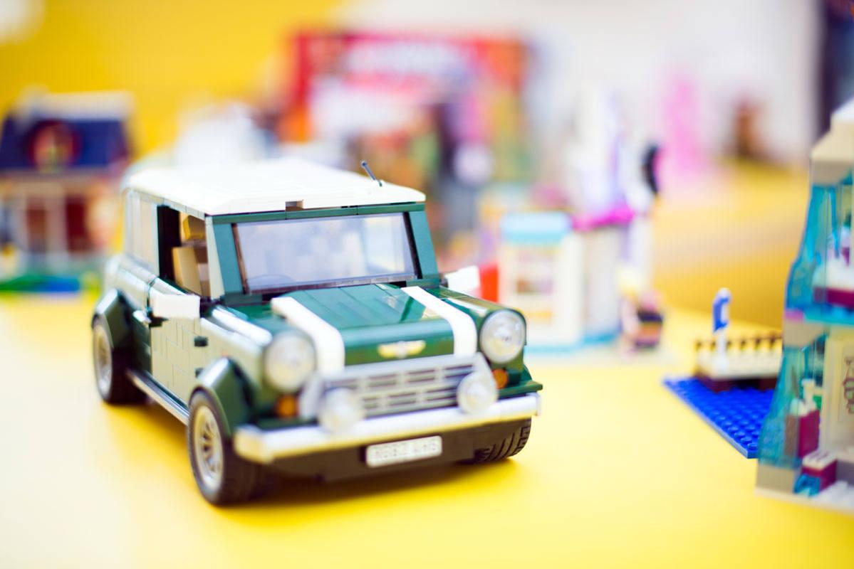 Lego innova continuamente en sus creaciones