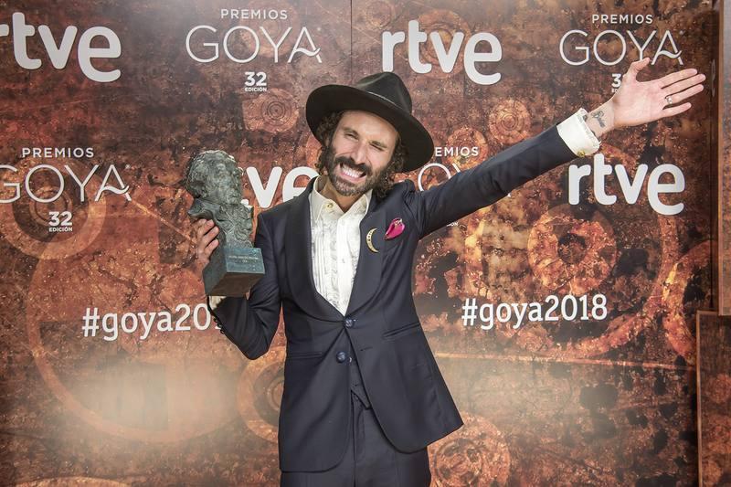 Leiva, Goya a la mejor canción por 'La Llamada'