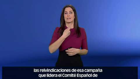 En lengua de signos - 03/12/17