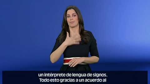En lengua de signos - 11/02/18