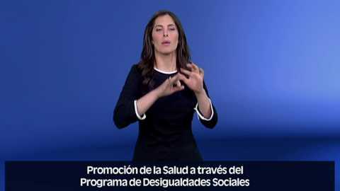 En lengua de signos - 13/05/18