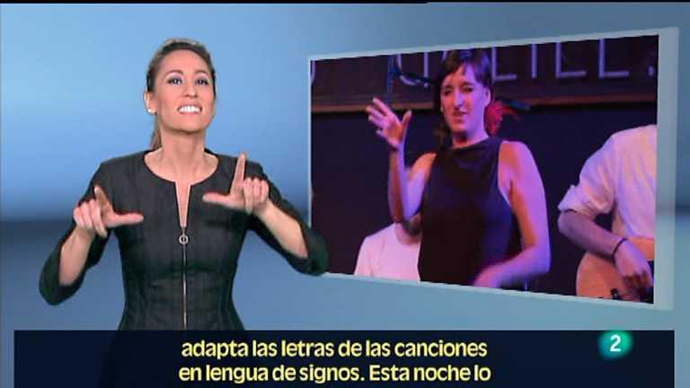 En lengua de signos - 16/03/13