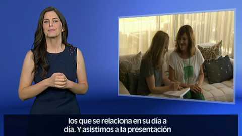 En lengua de signos - 16/09/18