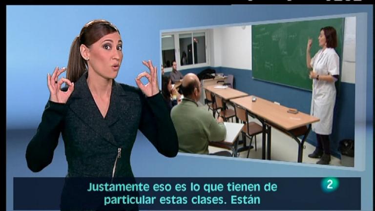 En lengua de signos - 17/03/12