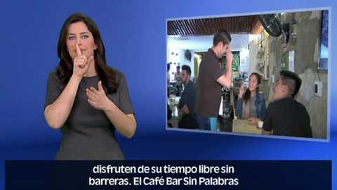 En lengua de signos - 21/01/18