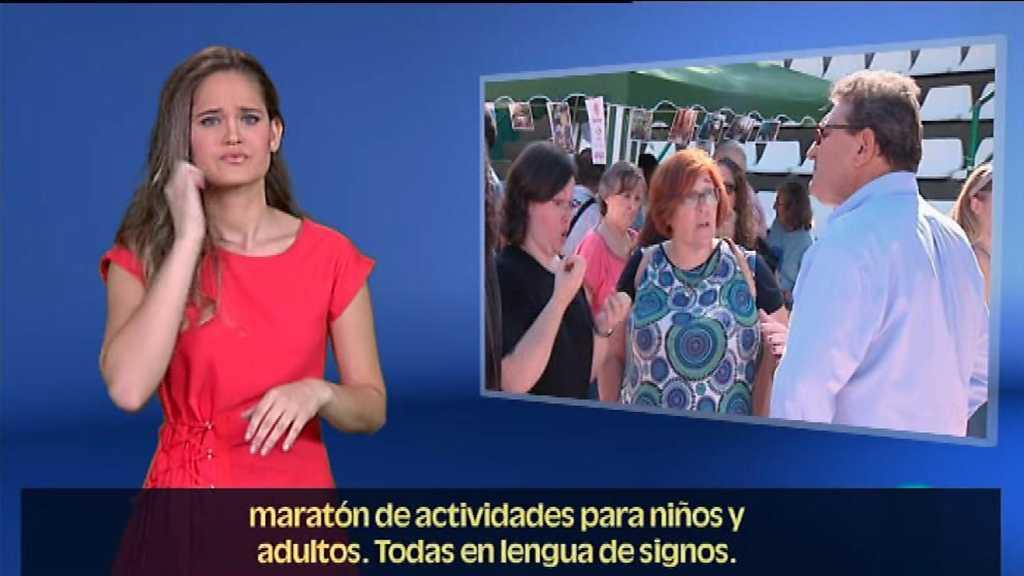 En lengua de signos - 24/09/17