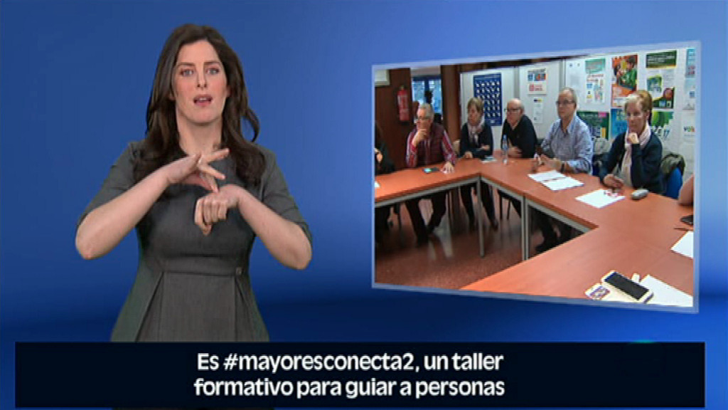 En lengua de signos - 25/03/18