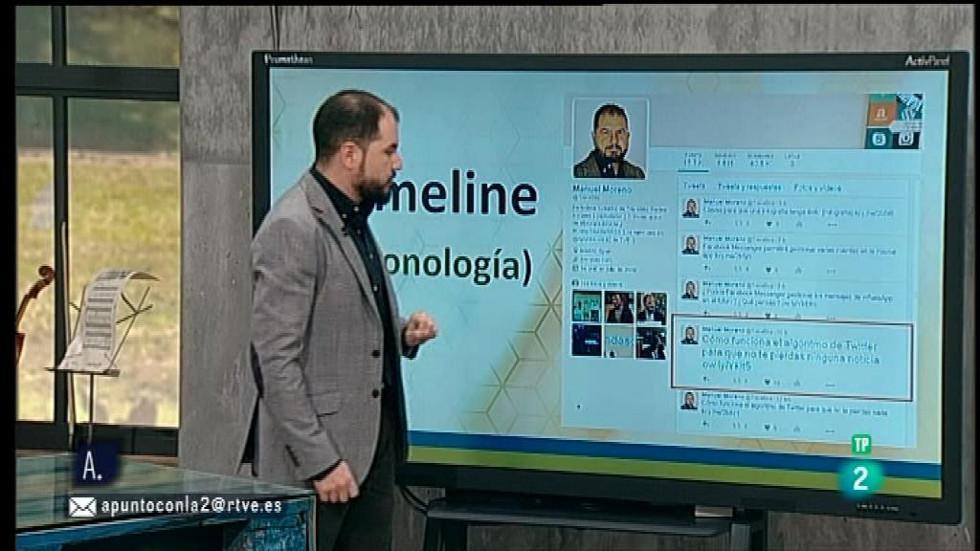 A punto con La 2 - Redes sociales - El lenguaje en Twitter