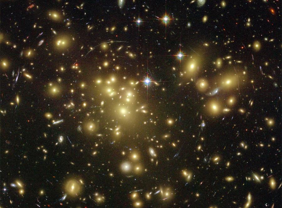 Las 20 mejores imágenes del Hubble