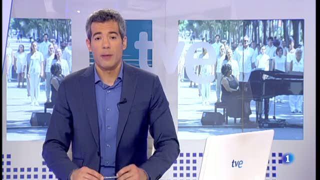L'Entrevista de l'Informatiu Cap de Setmana: Roberto Manrique, ferit a l'atemptat d'ETA d'Hiipercor d'ara fa 30 anys