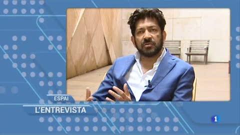 L'Entrevista de l'Informatiu Cap de Setmana: Siddharta Mukherjee, metge i investigador de la universitat de Columbia dels Estats Units