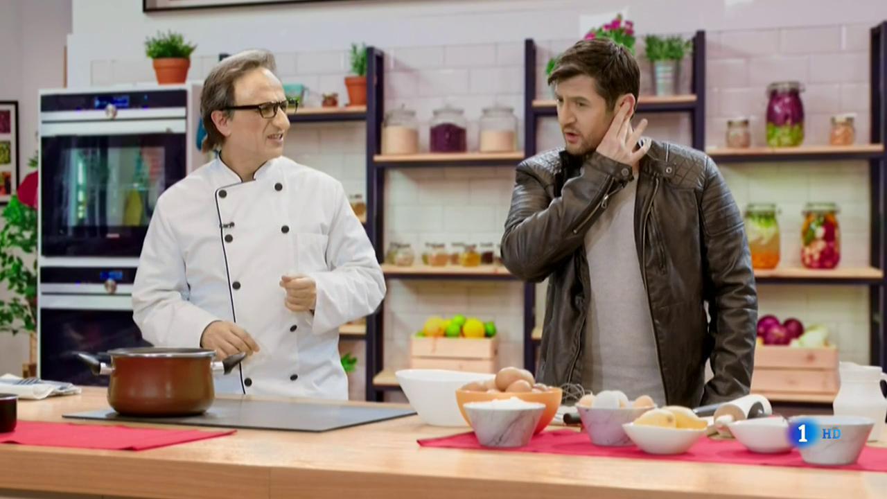 Leo Messi visita 'Torras en la cocina'