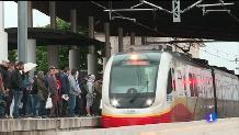 Les demandes de l'associació d'usuaris del tren