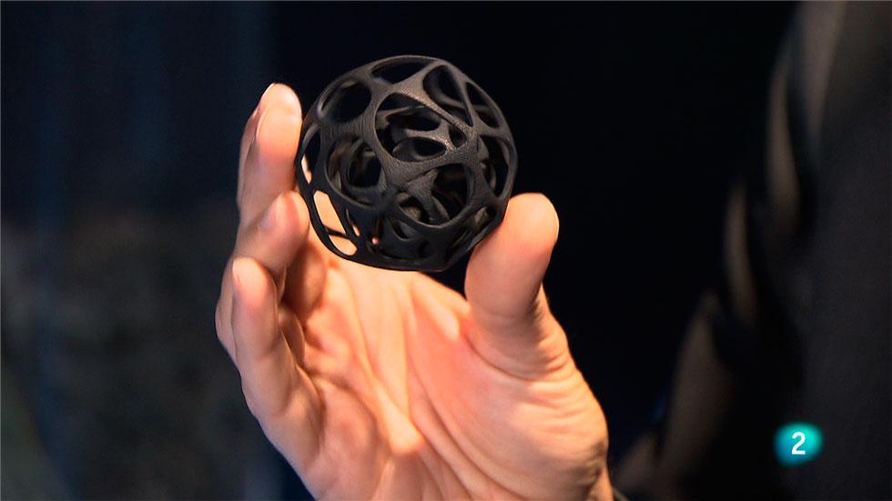 Tinc una idea -  Les impressores 3D a la indústria