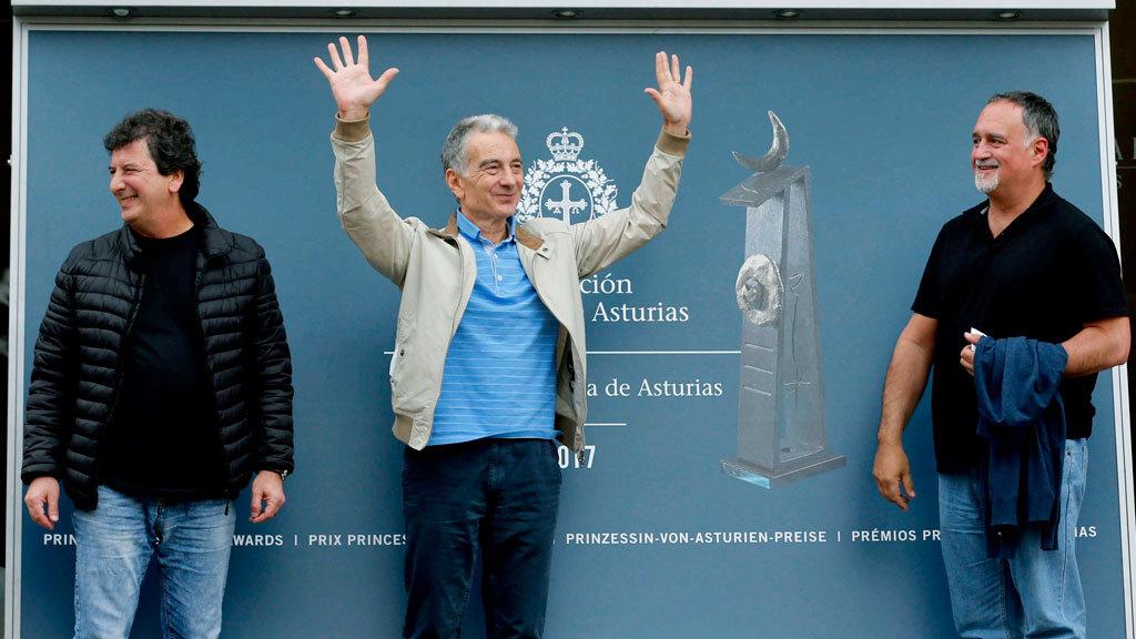 Les Luthiers, recogen este viernes el premio Princesa en Oviedo