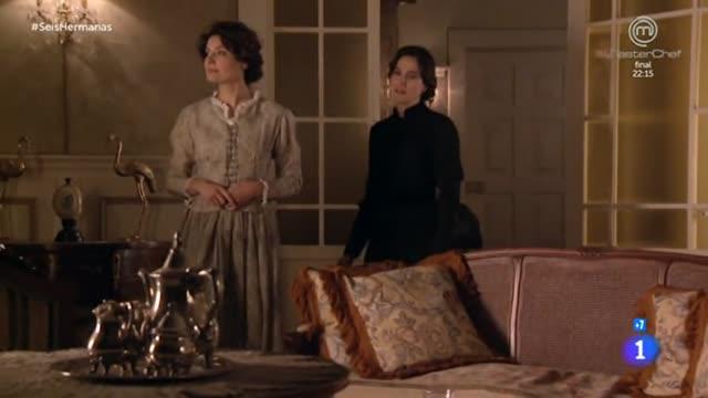 """Seis Hermanas - Leticia le """"pide"""" a Adela pasar un par de días en su casa"""