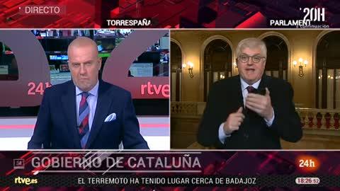 Los letrados del Parlament rechazan que Puigdemont sea investido desde Bélgica